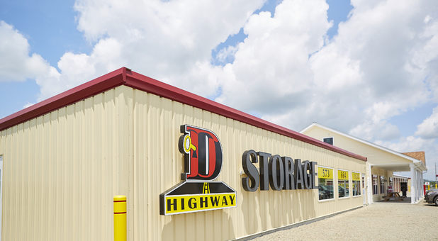 D Highway Storage located in Farmington, MO 63640