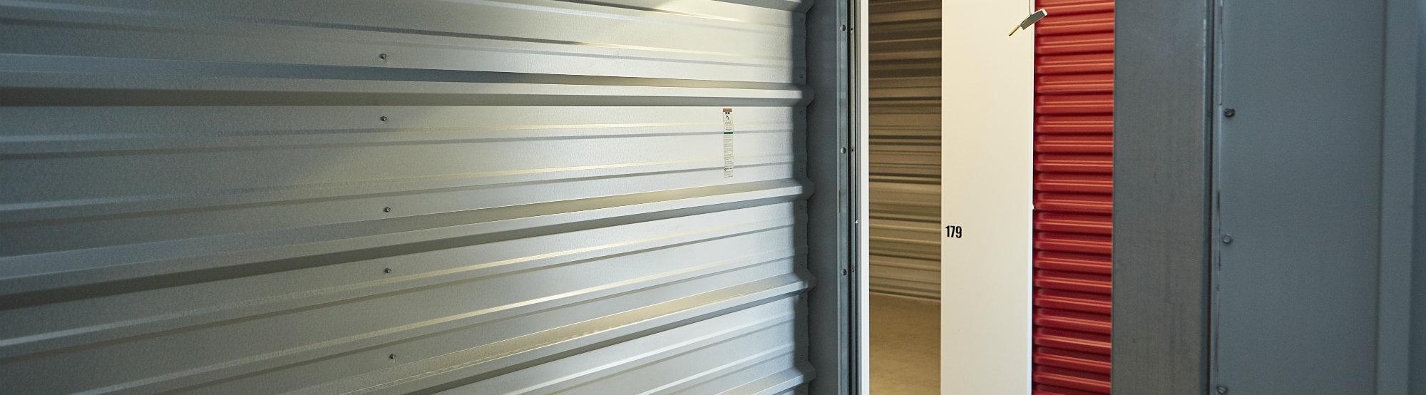 Exterior Storage Unit