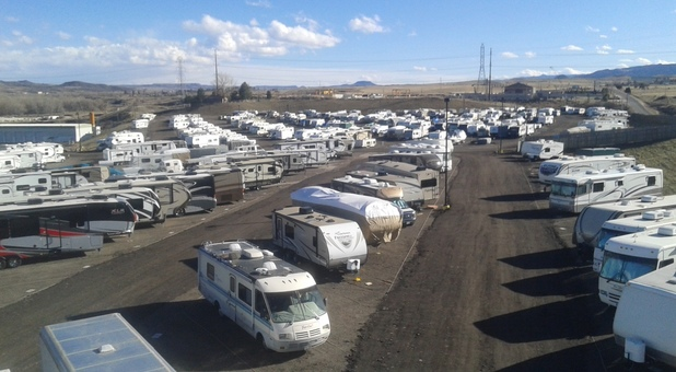 Denver Rv Self Storage Littleton Co Rv Self Storage