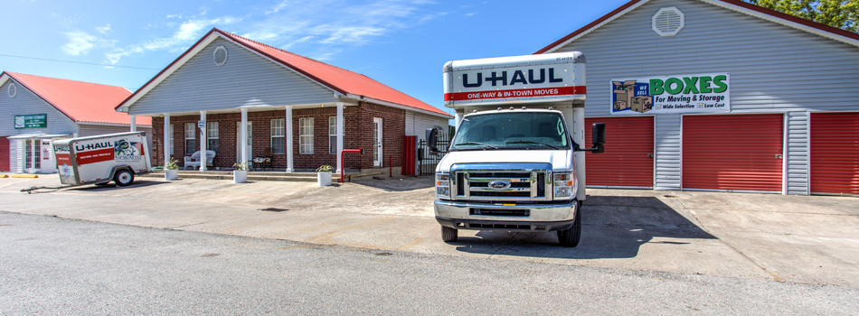 U-Haul Truck and Trailer Rentals