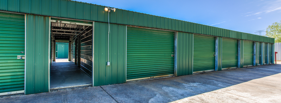 Drive-up and Interior Self Storage