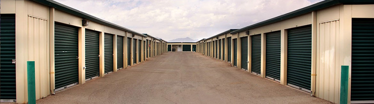 Outside Access Storage Units
