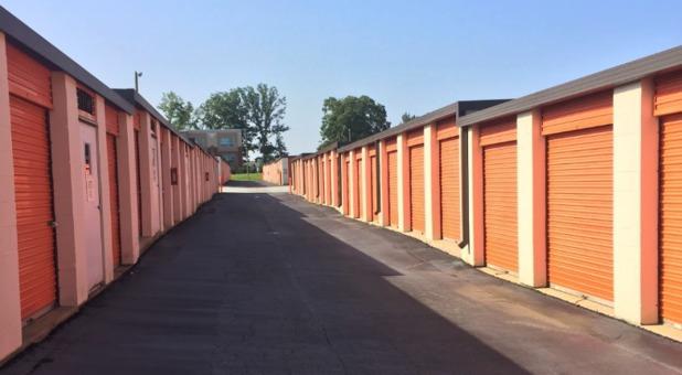 self storage in Apex, NC