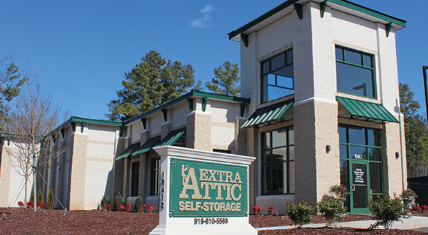 Extra Attic Self Storage on Chapel Hill Rd