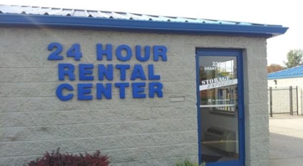 24 hour rental center