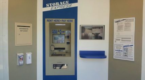 Use our convenient 24/7 rental and payment kiosk