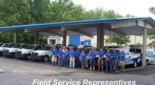 our Kentucky field service representatives