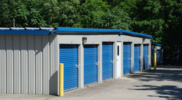 Check out our wide variety of mini storage sizes