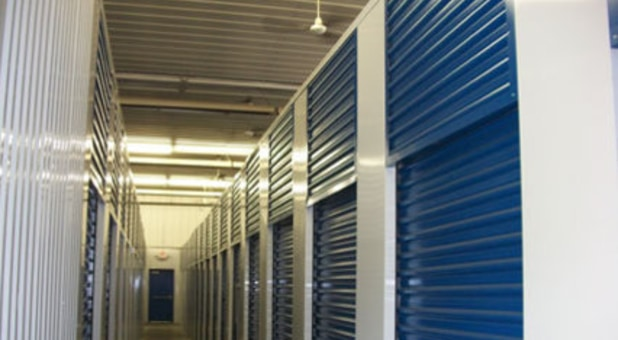 Indoor storage units provide added protection