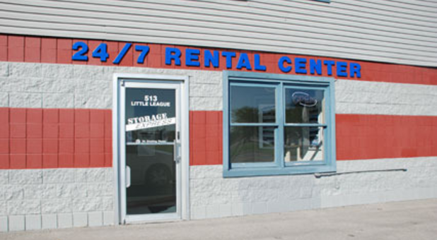 Visit our 24/7 rental center