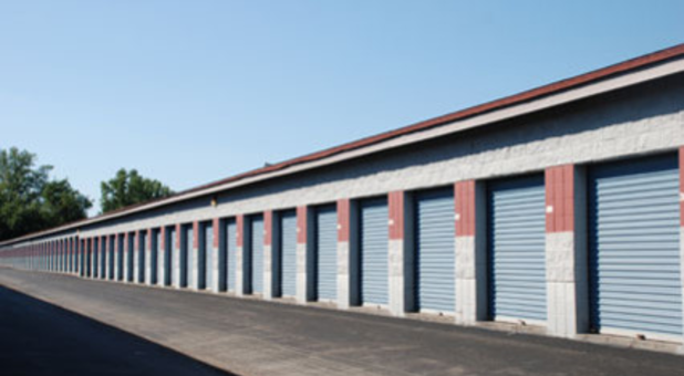 No deposits when you rent self storage from us!