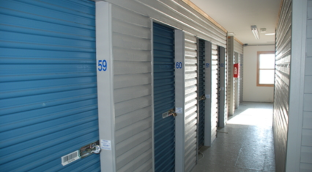 heated and cooled interior storage units available
