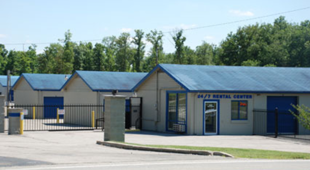 Visit our self storage location today!