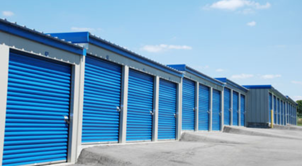 Storage units from 5x12 to 15x24