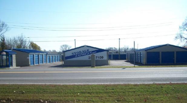 Petersburg, Indiana self storage