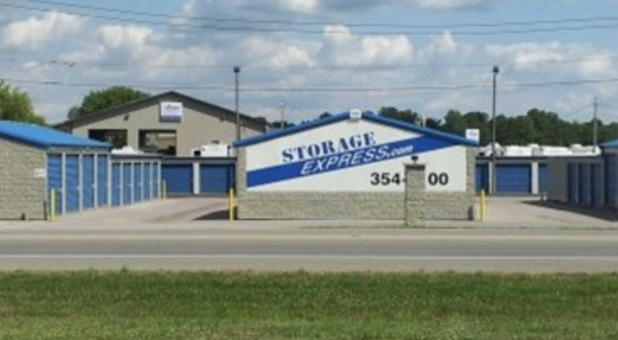 Self Storage In Petersburg In 47567 Storage Express