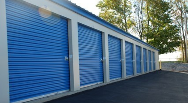 Rent storage units - 5x5 to 10x30