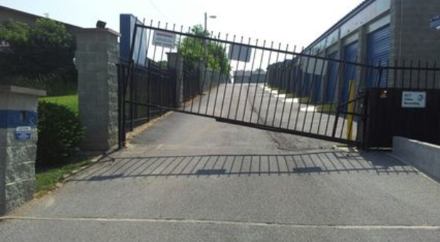 Perimeter fencing and computer controlled gate access