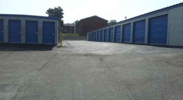Ground level storage units available