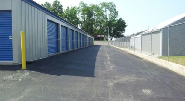 Salem, IN's number one storage facility