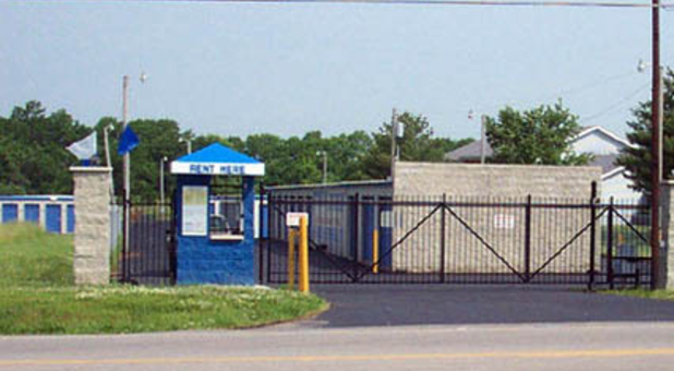 Mt Pleasant, Tennessee self storage