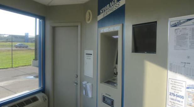 Visit our 24/7 rental kiosk