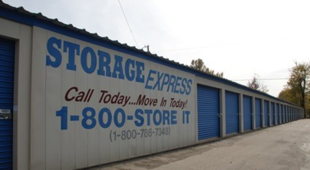 Storage Express - call 1-800 Store It today
