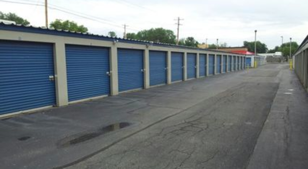 ground level storage units