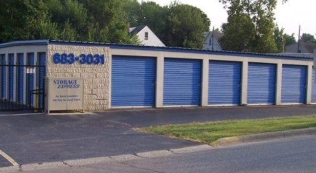 Affordable Huntingburg, Indiana mini storage