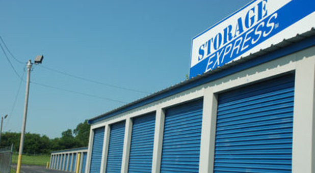 Storage Express offers ground level units