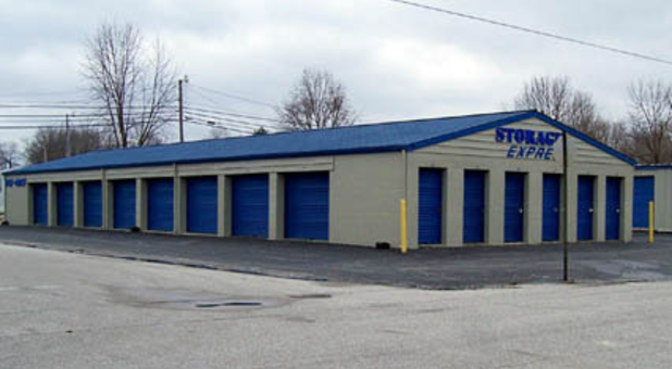 Secure Linton storage units