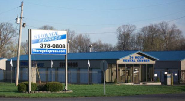 Visit our Columbus, Indiana storage facility today