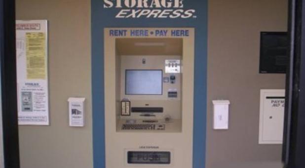 24 hour rental kiosk