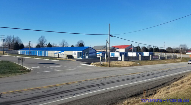 storage units in North Vernon