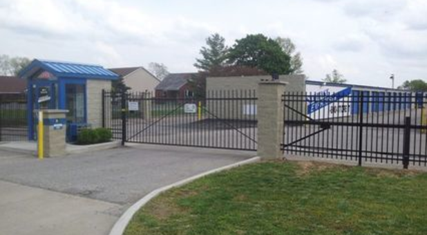 Our perimeter fencing is extra secure