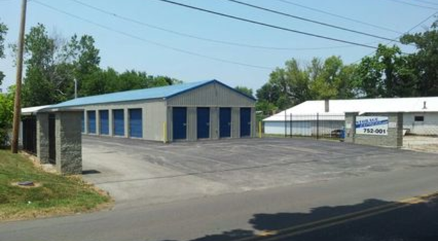 Scottsburg, Indiana self storage