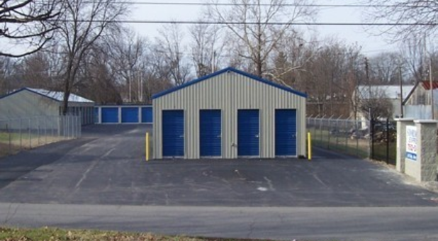 Scottsburg's number one storage facility