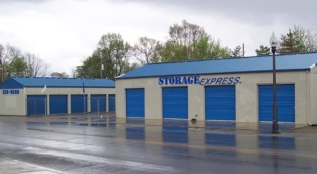 Rain or shine, moving into a Storage Express space is a breeze