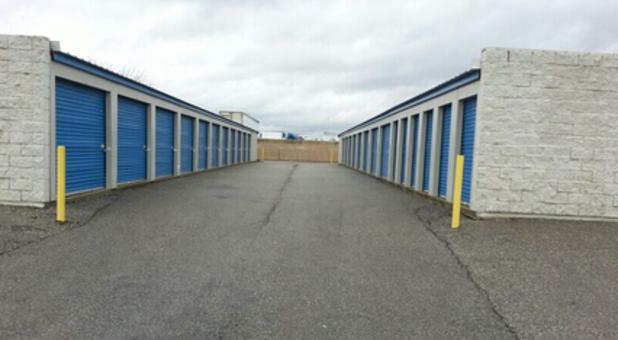 ground level storage units