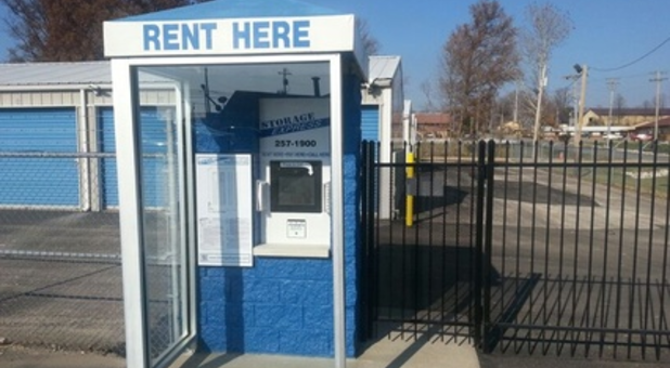 Our easy-to-use, 24/7 rental kiosk