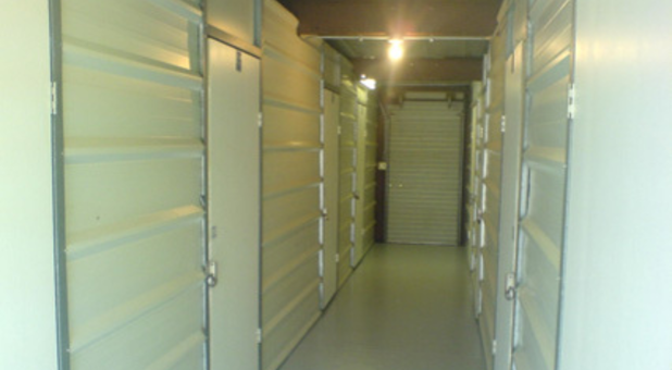 Indoor storage units available