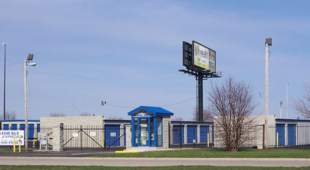 Self storage with great rates