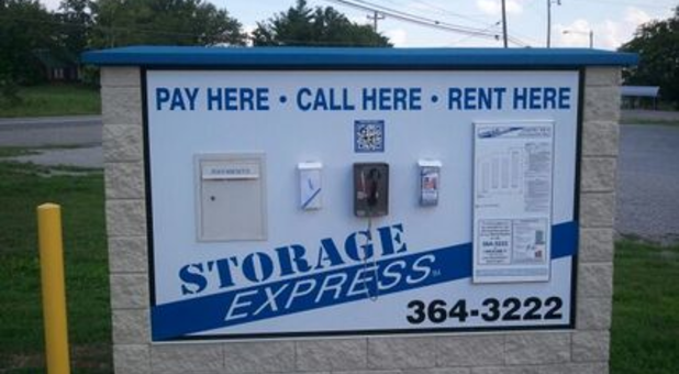 Rent or pay your bill easily onsite