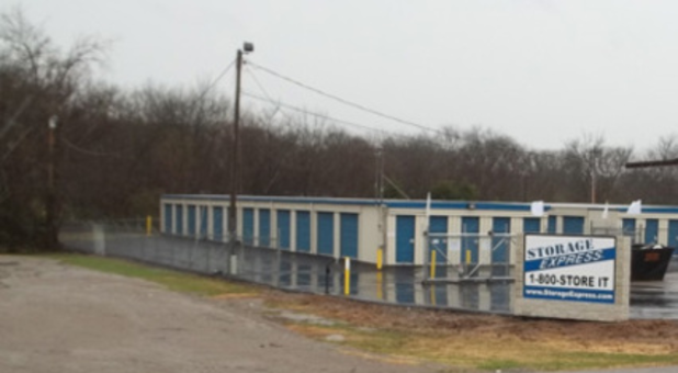 Perimeter fencing ensures self storage security