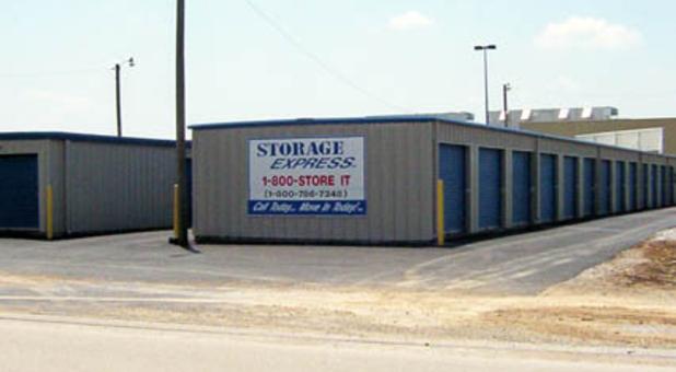 Storage Express - Lawrenceburg, Tennessee's best storage units!