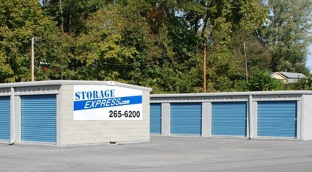 Secure And Clean Self Storage Units
