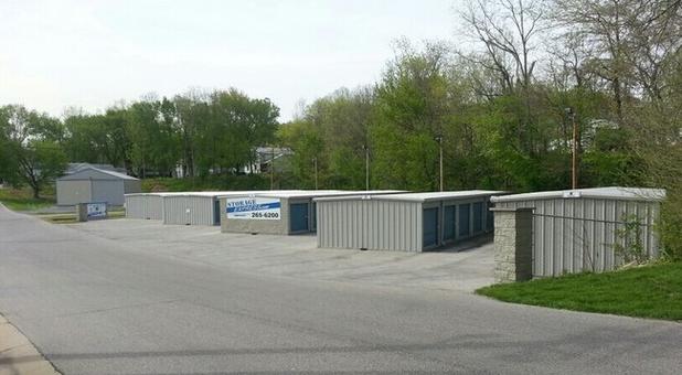 Storage Express' Self Storage Facility Buildings