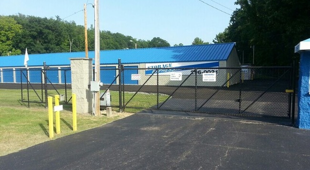 Secure Waverly self storage