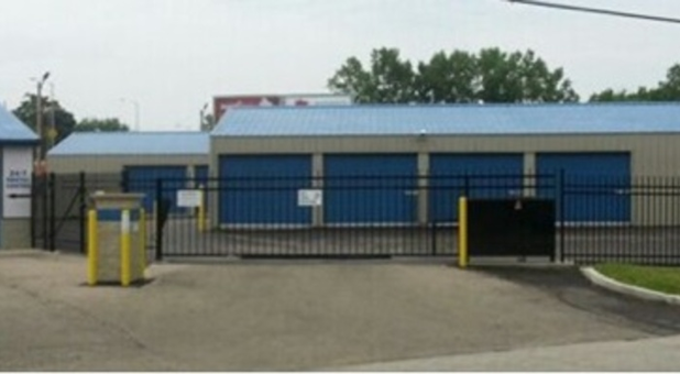 Affordable Amp Secure Storage Units In Richmond In 47374