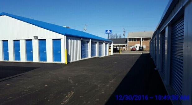 Evansville's self storage specialist
